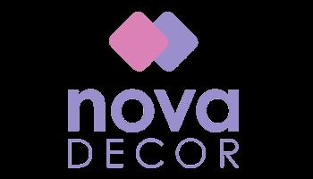 logotipo nova decor peru